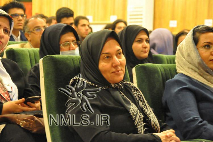خانم دکتر مقیمی کارآفرین برتر جهان اسلام