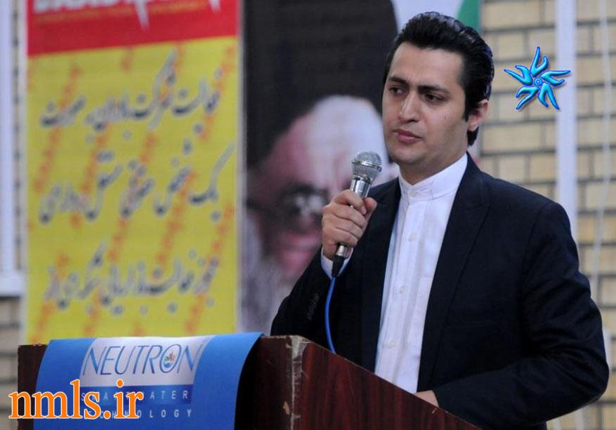 مصطفی حسنی دبیر کمپین آری به تولید ملی