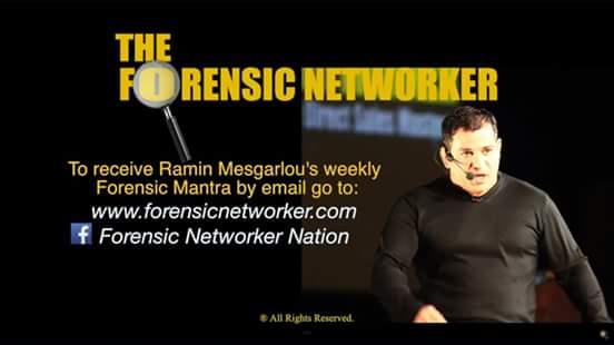 رامین مسگرلو از بزرگان بازارایبی شبکه ای