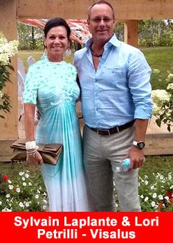 زوج میلیونر Lori-Petrilli