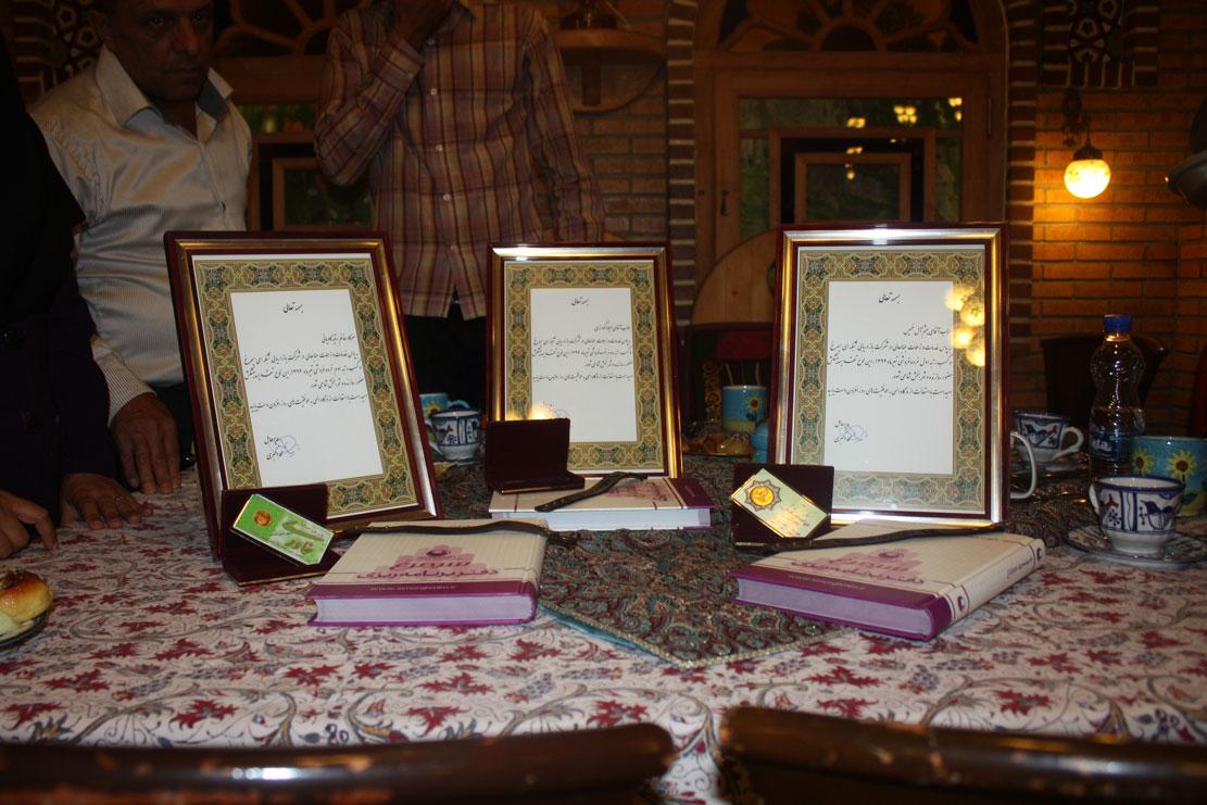 جوایز خرده فروشان تیرماه شرکت سیمرغ