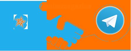 عضویت در کانال تلگرام مجله بازاریابی شبکه ای