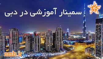 سمینار آموزشی شرکت سیمرغ در دبی