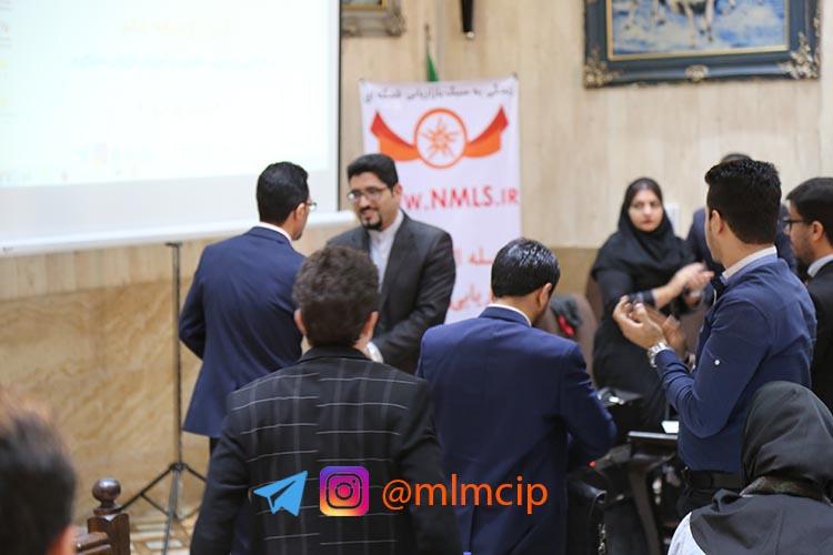 آقای مهندس عباس زاده بنیانگذار گروه توسعه مهر