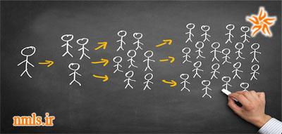 بازاریابی شبکهای یا بازاریابی چند سطحی MLM