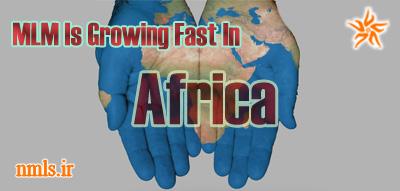 مصاحبه تدنیتن با رامین مسگرلو درباره رشد سریع فروش مستقیم در آفریقا