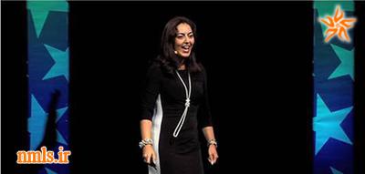 مصاحبه روزنامه بالتیمورسان با مونا عاملی