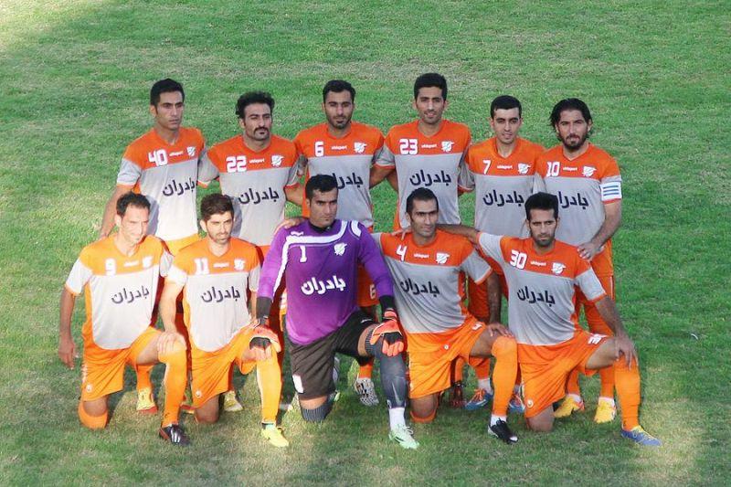 تیم فوتبال بادران