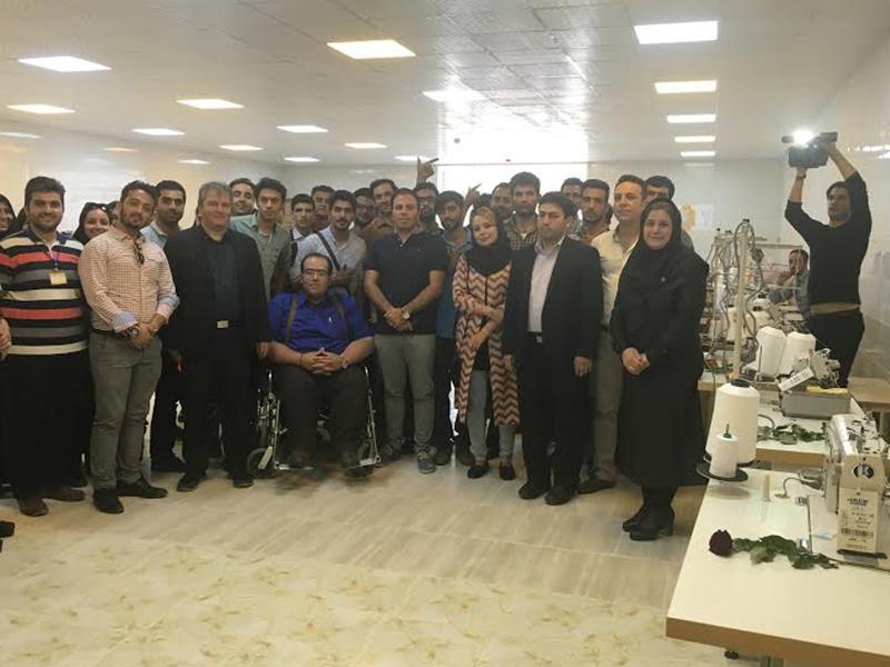 اولین مرکز توان یابان شبکه بادران در بازاریابی شبکه ای ایران
