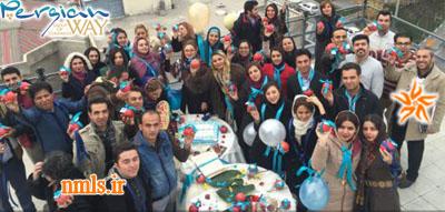 لوگو و رنگ سازمانی راه سوم پارسیان