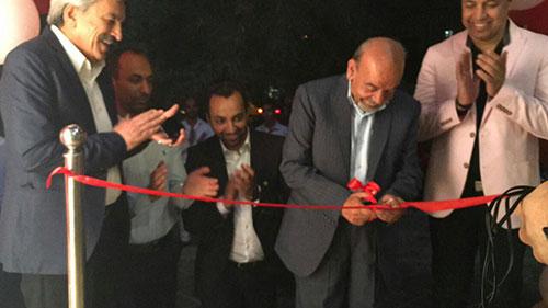 افتتاحیه اولین فروشگاه زنجیره ای تکسو درشرق تهران