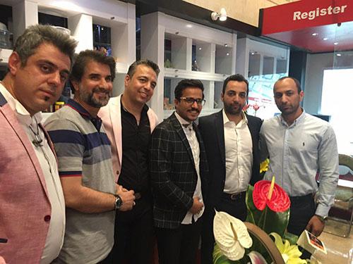 فروشگاه زنجیره ای تکسو در تهران