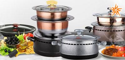 محصولات لوازم خانگی جدید در شرکت بازاریابی تکسو